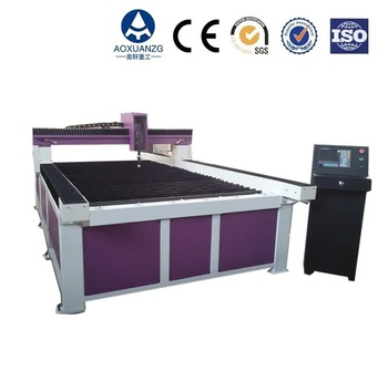 metal cutting band saw machine for metal cnc plasma cutting machine BCP1325 for sale