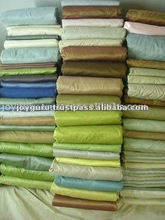 Fabrics Color Silk Embroidery