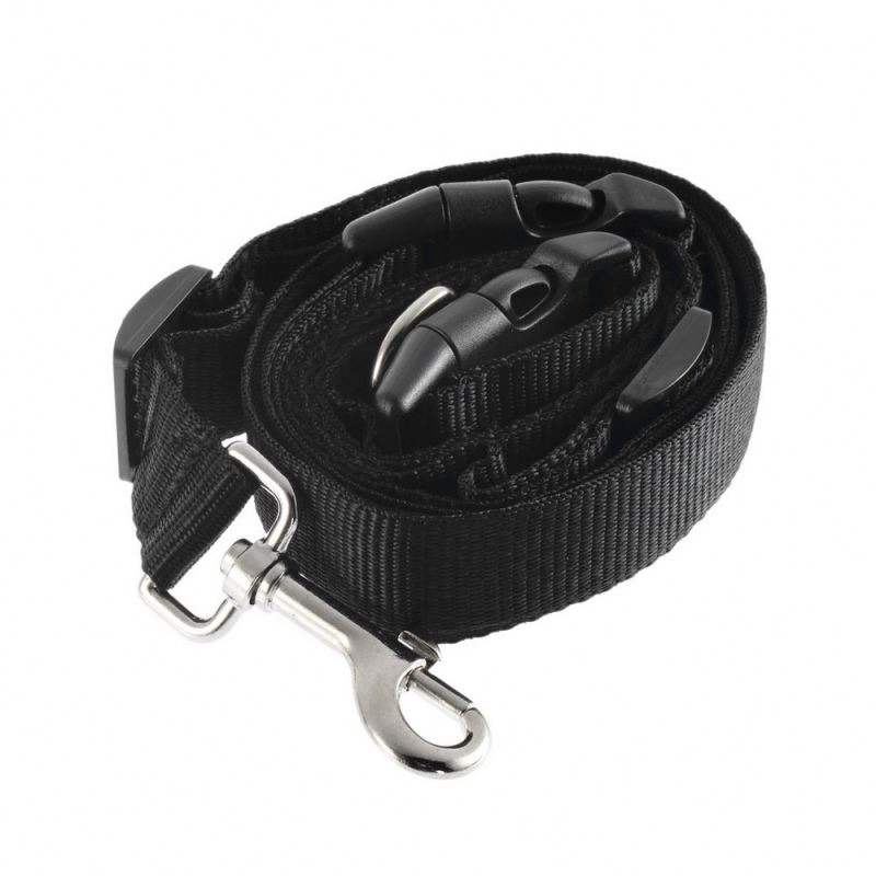 Pet Leash Nylon Dog Leash Material Running Wholesale Dog Leash Retractable Black Out
