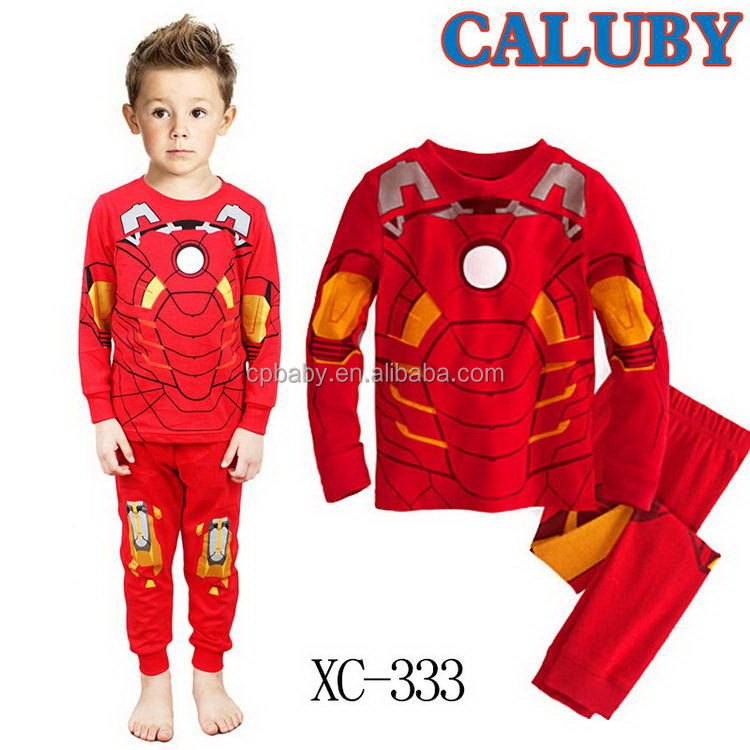Best quality classical sock monkey pajamas for girls