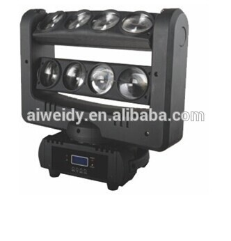 Stage effect light equipment 4in1 led colorstage 5 beam spider moving head light