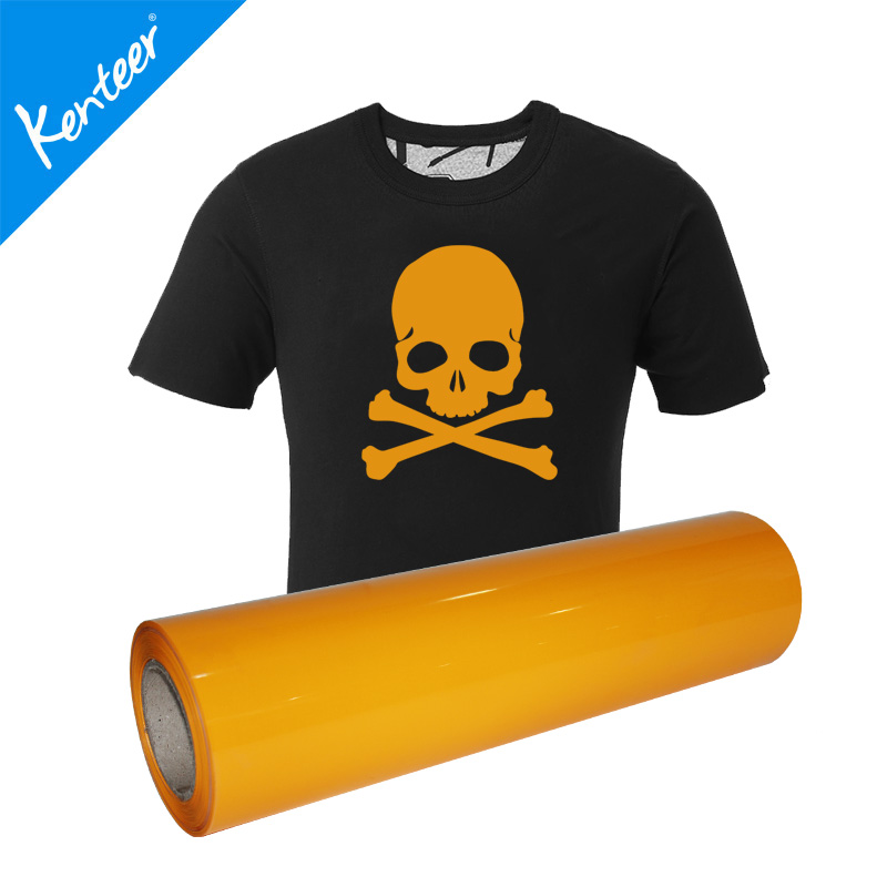Kenteer wholesale pvc t shirt transfer paper/vinyl for garment