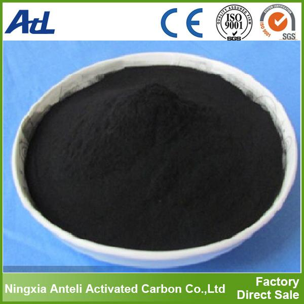 medical injection activated charcoal powder