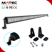 High power 300w 50 inch bull bar led light bar with fast shipping