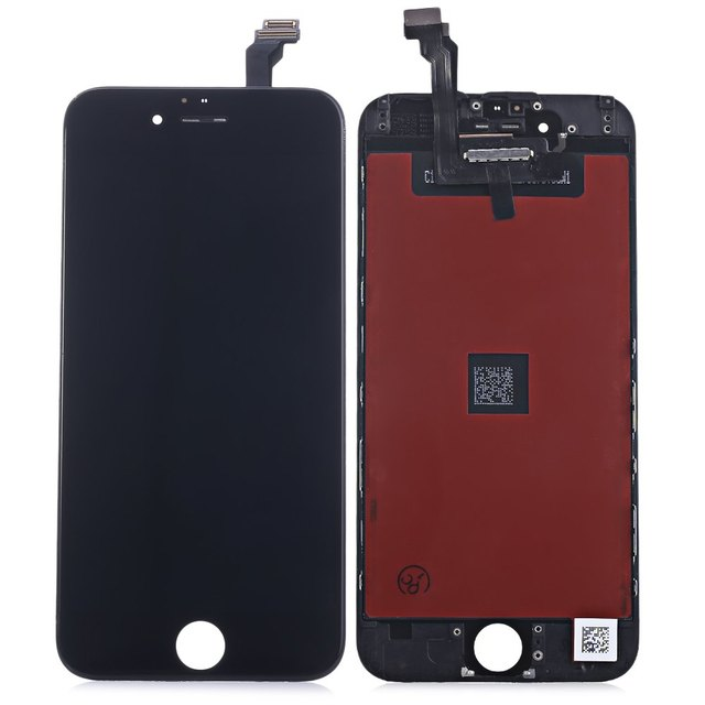 Mobile Phone LCDs for iPhone 4 / 4S / 5 / 5S / 5C / 6 LCD touch Digitizer screen display Assembly + Touch Glass Phone Tool Set