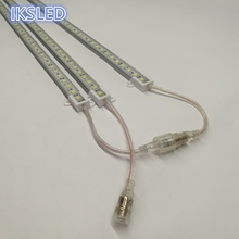 LED light rigid bar smd 5050 led rigid strips IP65 waterproof light