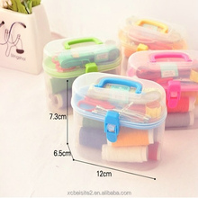 M053 home multifunction hotel custom travel sewing kit