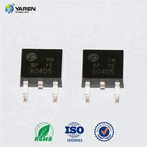 X0405 TO 252 600V 4A Electronic Component SCR Transistor