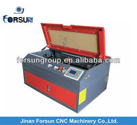 FSL5030 2d 3d crystal laser engraving machine