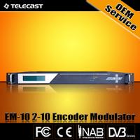 AV to Digital DVB-C RF Converter