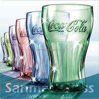 San Mee Brand Advertisemet Cup For Promotional Glass Cup