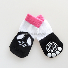 Indoor anti-ship dog snow shoes socks for dogs cats knitting