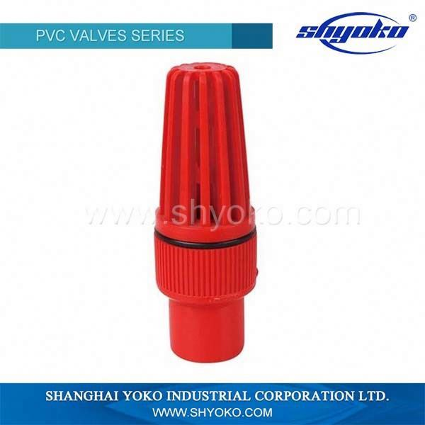 kitchen water supply system plastic pp pvc ball check valve