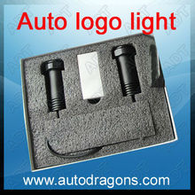 Seat leon led car logo door light
