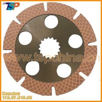 Komats-u transmission Brake Friction plate,Cluth disc 112.07.610.03