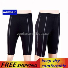 Women Compression Gear Base Layer Sport Gym Shorts Basketball Running Training Tights Size M-XXL Trousers 2004
