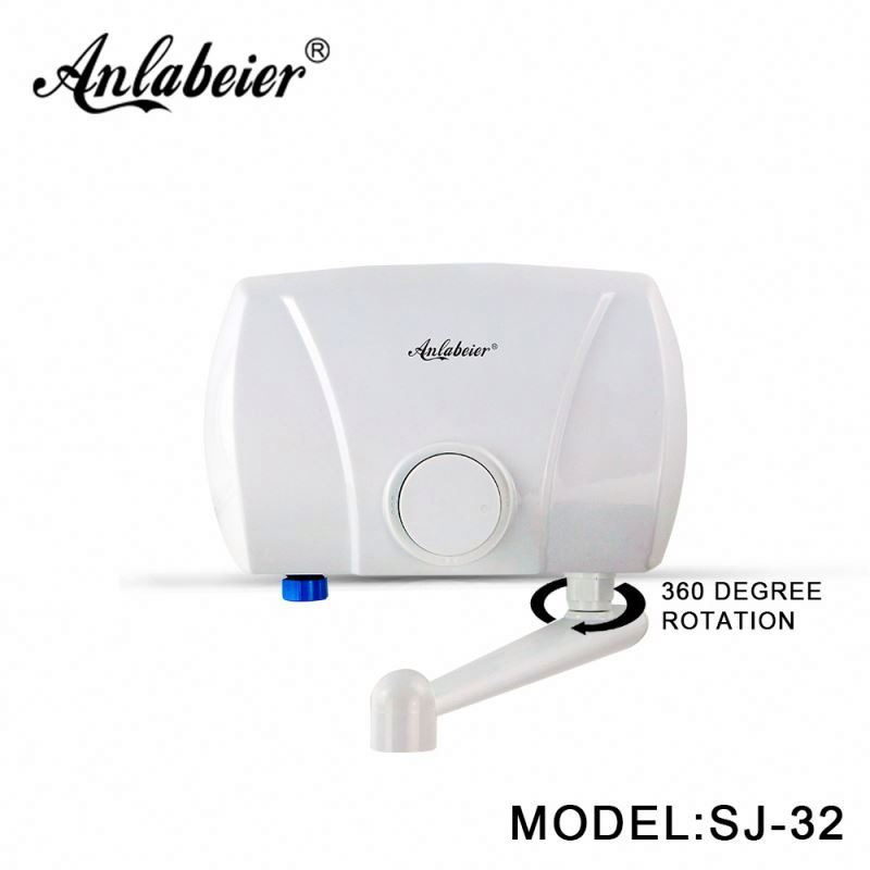 Water and <strong>electricity</strong> totally separated 220v/50hz abs plastic whole house electric tankless water heater