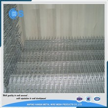 Hot sale pvc welded wire mesh fences cost 50x50