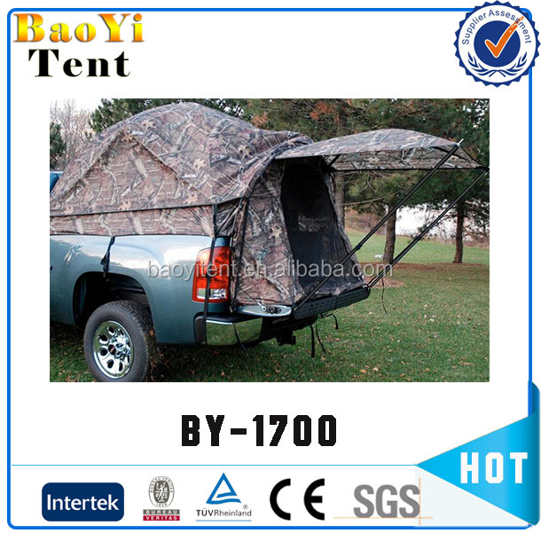 Camping truck canvas tent for car