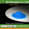 Copper Sulfate Pentahydrate CuSO4.5H2O Industrial Feed Grade 98% factory selling price