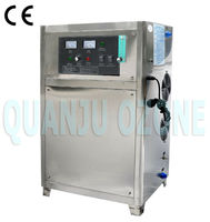 QJ-8002Y Quanju integrated profecssional ozone generator water cleaning disinfection decoloration