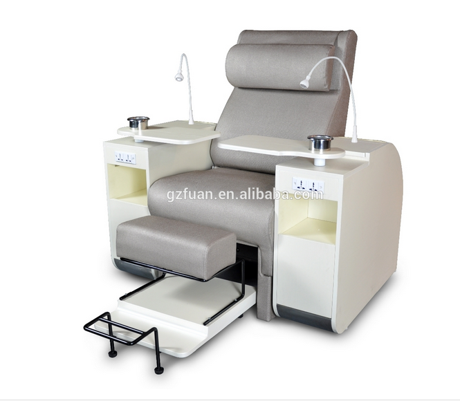 2017 spa luxury nail equipment wholesale spa massage pedicure chair