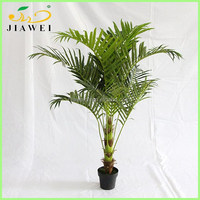 indoor home decorative artificial palm trees sale