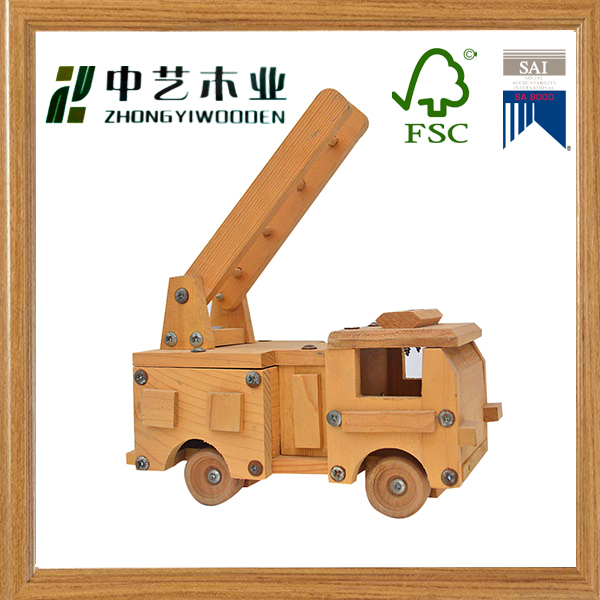 fsc wooden diy educational toys for kids wholesale