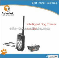 Aetertek AT-219 Remote Trainer Training Shock Collar with dog spike training collar