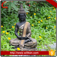 Hot sale buddha carved handmade statue for outdoor decoration.