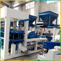 Since 1988 Various Molds Profitable Making Block Machine