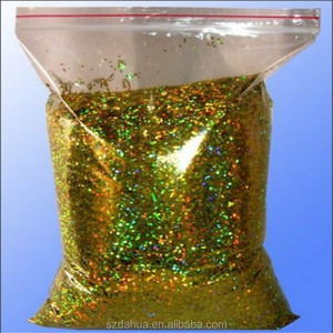 wholesale holographic polyester glitter powder