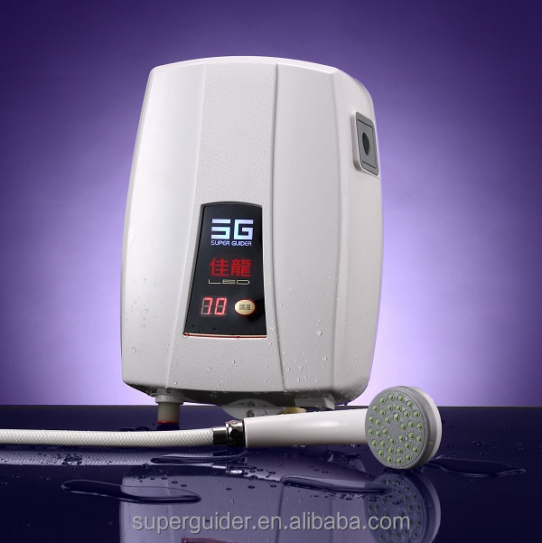 Instant heater electric shower heater price