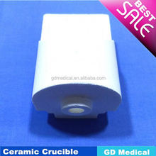 Best Selling Products 2014 ceramic melting gold crucible/cupel