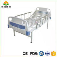 High quality electric and manual two function cheap hospital bed using in hospital or home