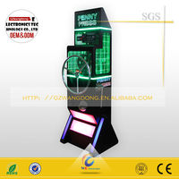 Penny press redemption game machine arcade coin operated candy vending machine for business