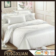 PX 100% linen fashion design bed foot cover