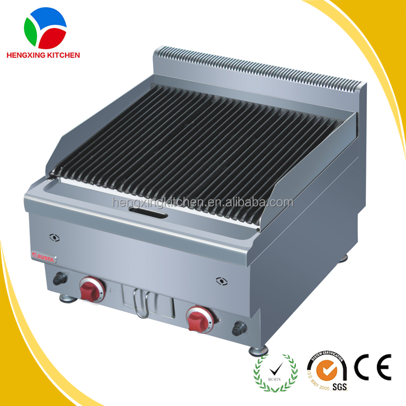 Alibaba Hot Sale Counter-Top Gas Grill/Barbecue Grill/Grill Machine