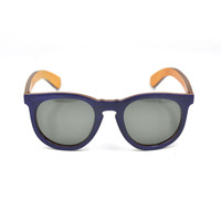 Fashion Italian design wooden sunglasses manufacturer made in China