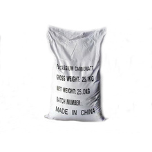 High Quality and Low Price Fertilizer Potassium Carbonate