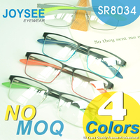 Joysee New Years Brand Name New Stylish Metal Latest Model Spectacle Super Light Frame China Glasses In Wholesale Price Online