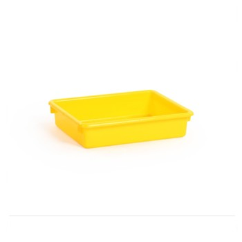 Saving space small size 3 inch colorful new pp plastic cheap storage box
