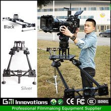 New Professional Bearing 60kg Video Track Slider Dolly Stabilizer System for DSLR Camera Camcorder / Better Than Sliding-pad