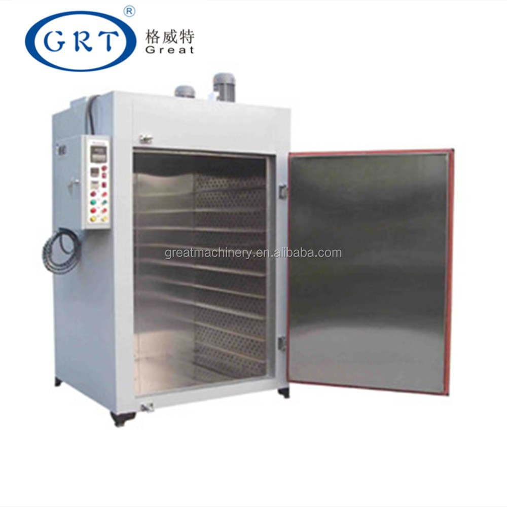 Hot Air Circulator : Ce industrial hot air circulating tray dryer machinery for