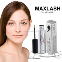MAXLASH Natural Eyelash Growth Serum (eyelash curler made of stainless steel)