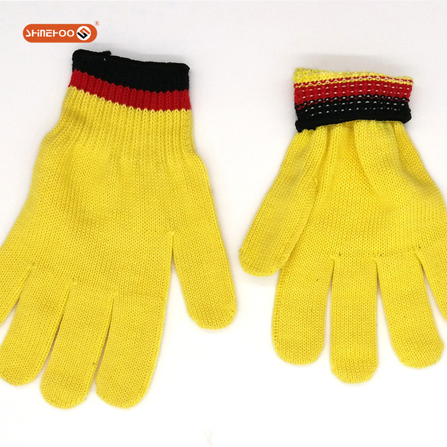 SHINEHOO Abrasion Heated Work Gloves Protection