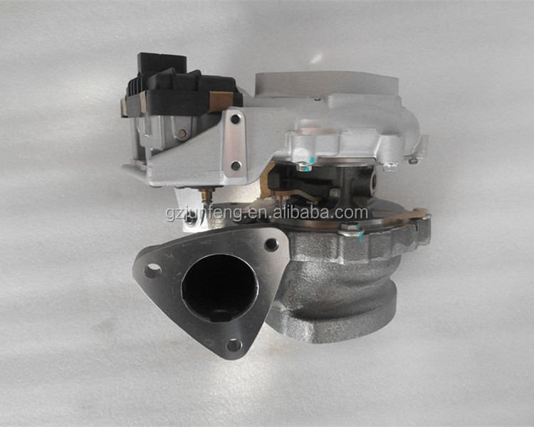 Auto Engine Parts GTB1749VK Turbo for Ford Transit 130PS Duratorq TDCI Euro 5 Engine BK3Q-6K682-CB 787556-5017S 787556 Turbo