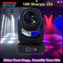 China Top Ten Selling Products 10R 280w Beam Moving Head 10R Sharpie 280