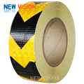 PVC Micro Prismatic Arrow Mark Reflective Tape For Trucks And Vans