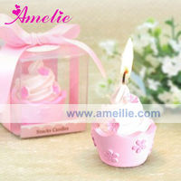 AC0013-Cake Design Baby Shower Birthday Candle Wholesale